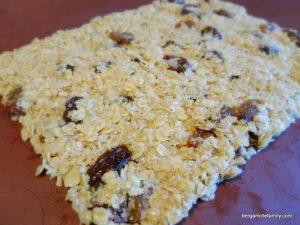 recette barre céréales maison - bergamote family (2)