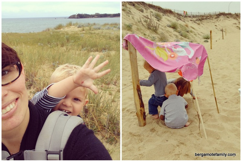 vacances guidel plages - bergamote family