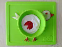 ezpz happy bowl happy mat - bergamote family (2)