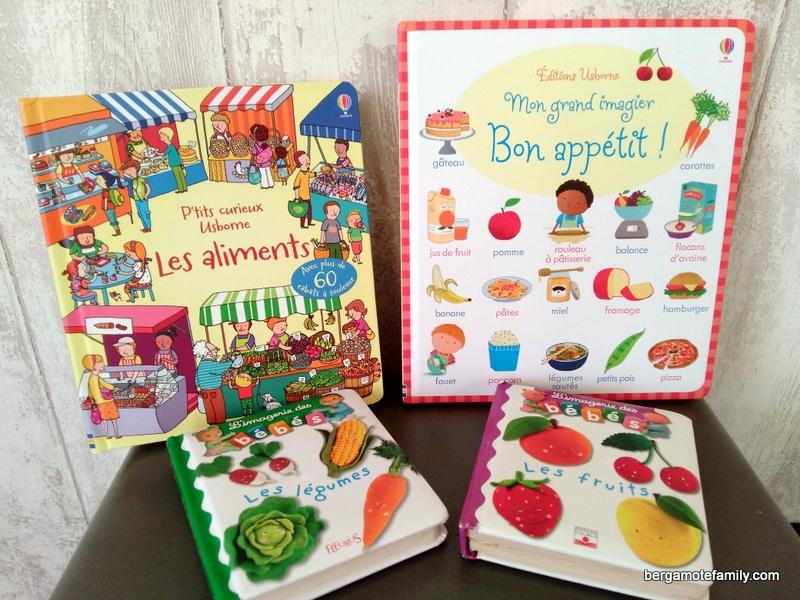 Livres Sur Les Aliments Pour Bebe Et Jeunes Enfants