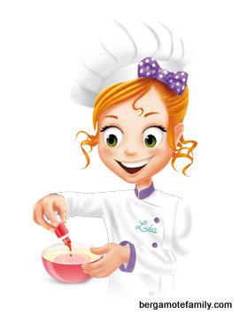 tous les jeux pour cuisiner ! - bergamote family