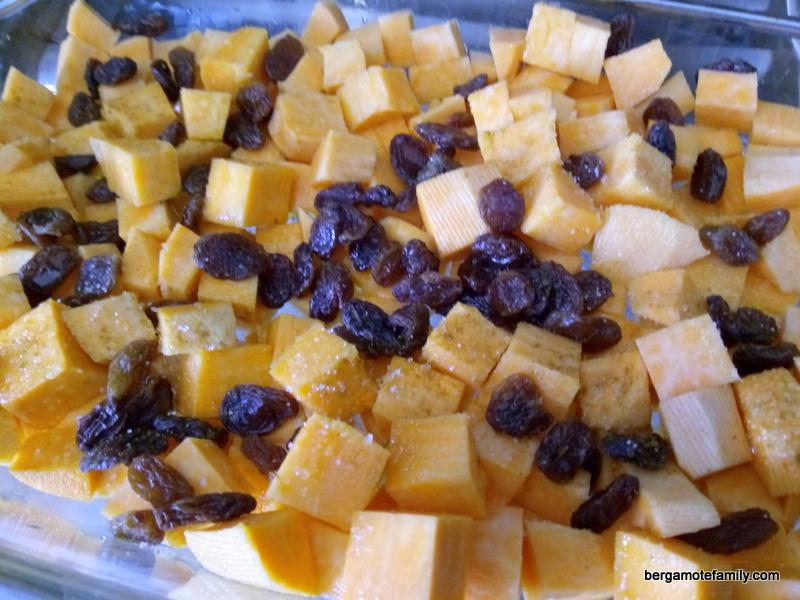 patates douces façon tajine omnicuiseur - bergamote family