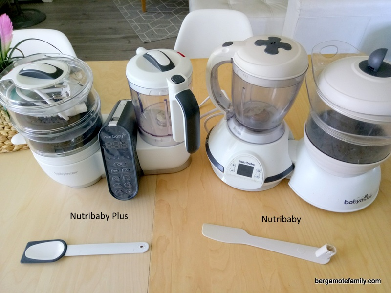 Nutribaby Vs Nutribaby Plus Qu A T Il Vraiment De Plus