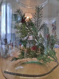 Les différentes étapes de réalisation d'un Noëlarium