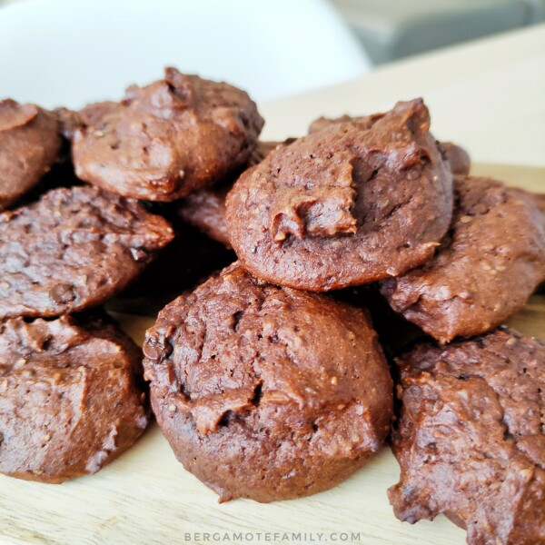 biscuits duchocolàlà de madame labriski revisités. à la purée de dattes